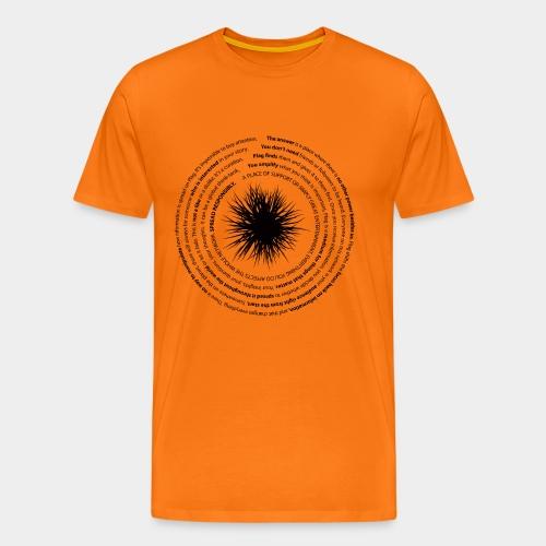 manifesto - Men's Premium T-Shirt