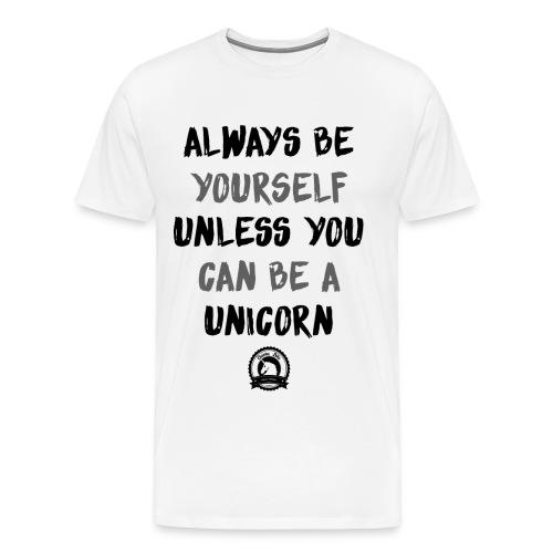 Unicorn Shirt - Männer Premium T-Shirt