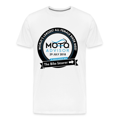 WLAFBM 2018 logo-TBI-cuto - Men's Premium T-Shirt