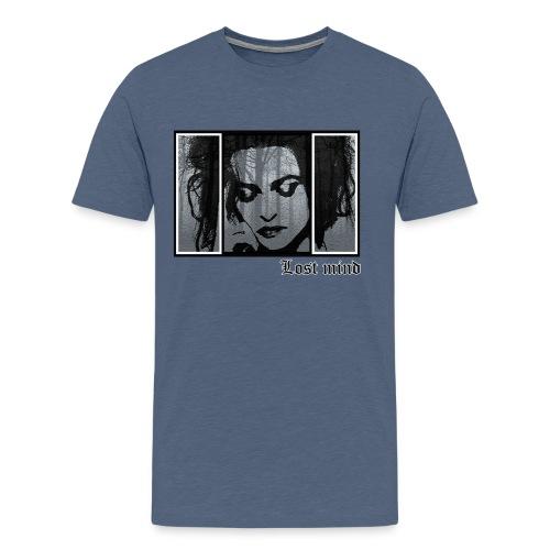 LOST MIND - Camiseta premium hombre