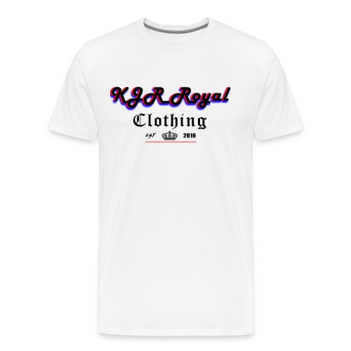 KJRRoyal T-shirt Special Design - Men's Premium T-Shirt
