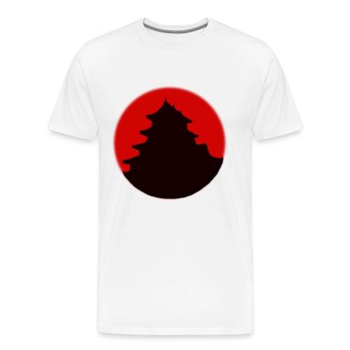 Japan2 png - Männer Premium T-Shirt