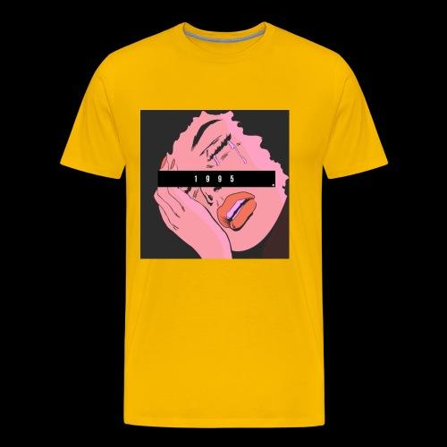 POP ART 1995 - Maglietta Premium da uomo