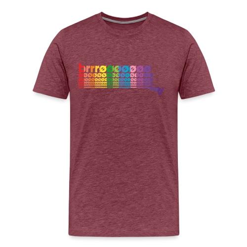 CB Special - Herre premium T-shirt
