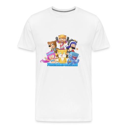 MagicAnimalClub - Men's Premium T-Shirt
