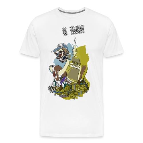 ToxiBrute - T-shirt Premium Homme