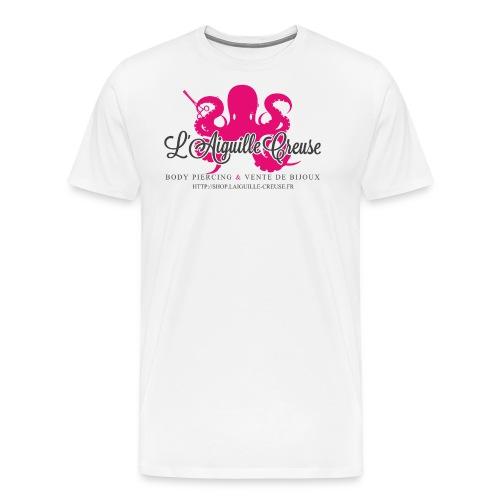 L'aiguille Creuse 1 - T-shirt Premium Homme