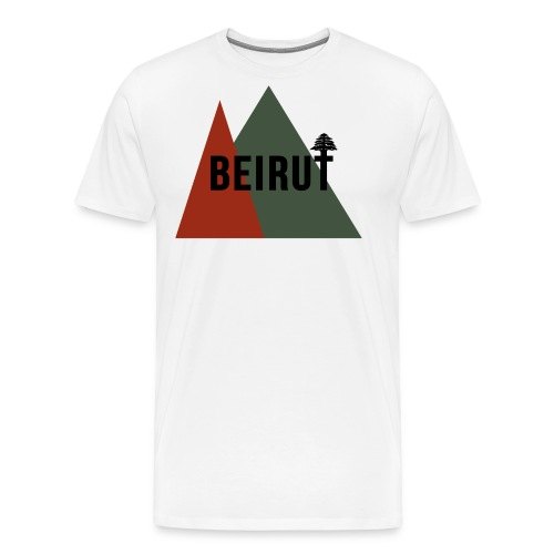BEIRUT - T-shirt Premium Homme