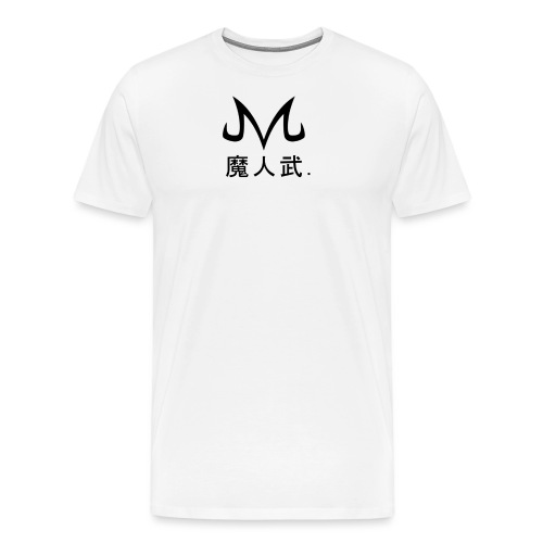 majin logo shirt - Mannen Premium T-shirt