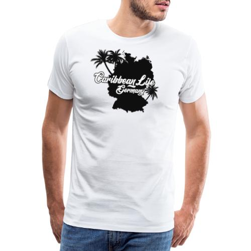 Caribbean Life Germany - Männer Premium T-Shirt
