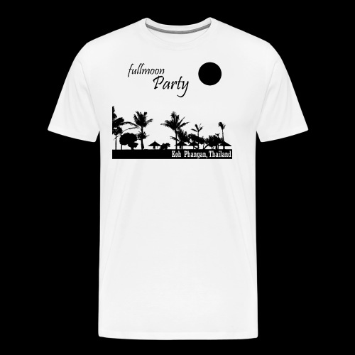 Full Moon Party - Men's Premium T-Shirt