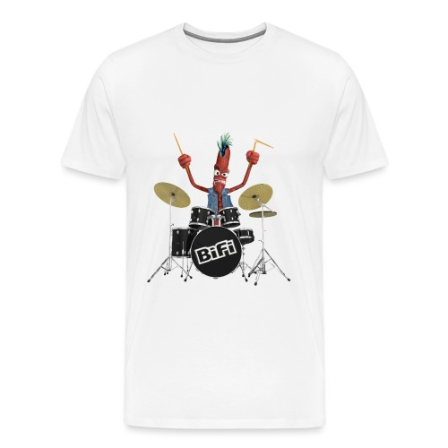 bifi drummer - Men's Premium T-Shirt