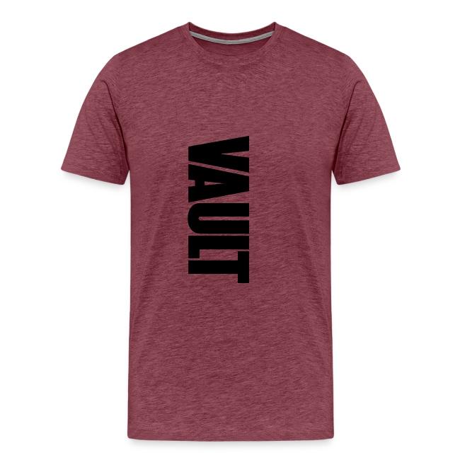 VAULT LONDON black vertic