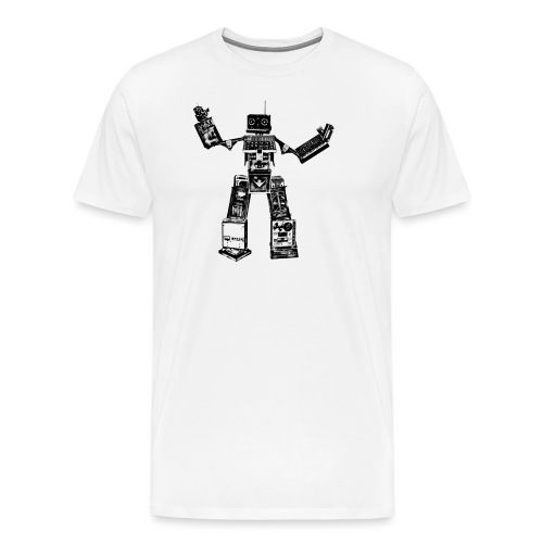 Music Machines - Men's Premium T-Shirt