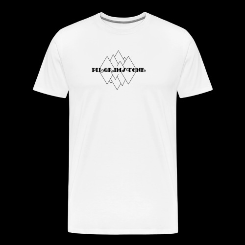Pilgrimstone Logo III - Männer Premium T-Shirt