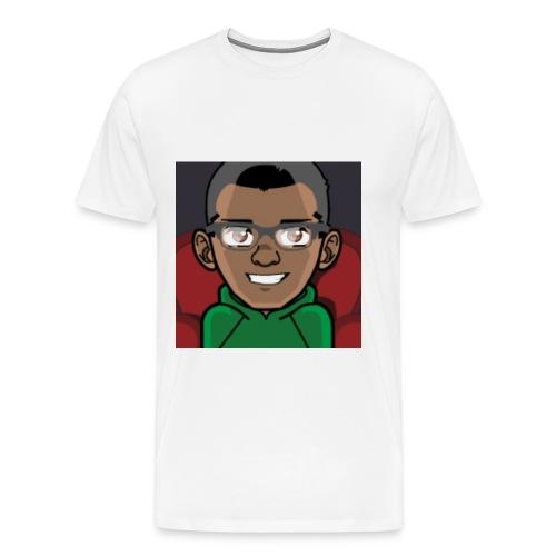 gregoire2000X2000 jpg - T-shirt Premium Homme
