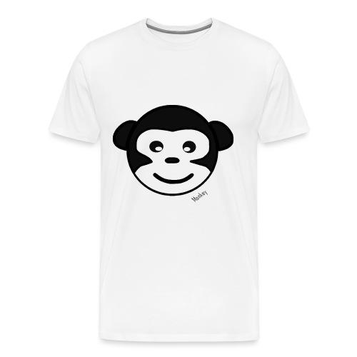 the Monkey - Maglietta Premium da uomo