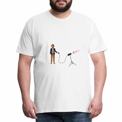 Stupid GeekContestWinner - Männer Premium T-Shirt