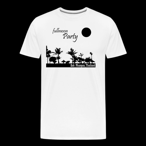 Full Moon Party - Men's Premium T-Shirt
