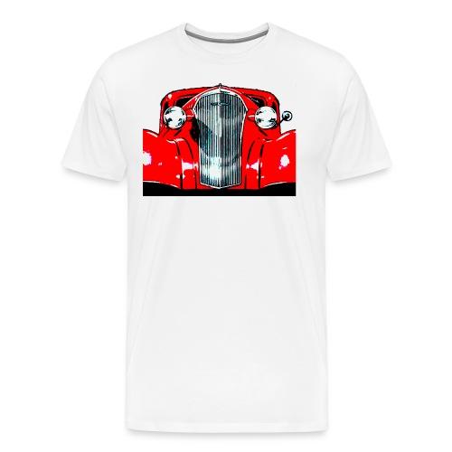 1937 colour - Männer Premium T-Shirt