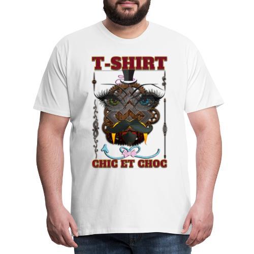 T-shirt chic et choc - T-shirt Premium Homme