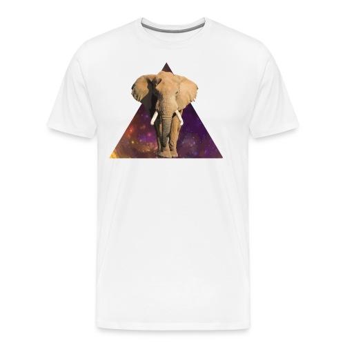 Elephant - Maglietta Premium da uomo