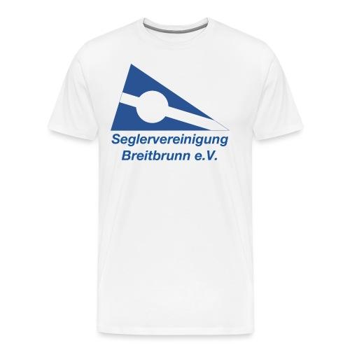 SVBb Wimpel m K - Männer Premium T-Shirt