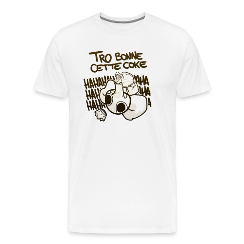 png - T-shirt Premium Homme