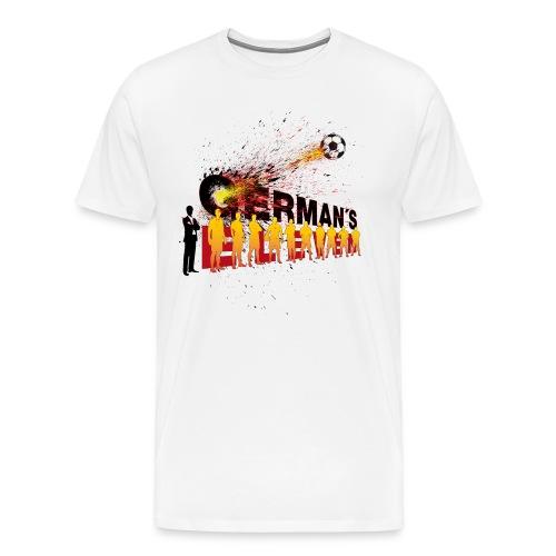 Jogis Nationalelf Deutschland Fan Fussball - Männer Premium T-Shirt