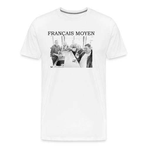 ESSAI1222 png - T-shirt Premium Homme