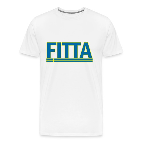 fitta 1 png - Männer Premium T-Shirt