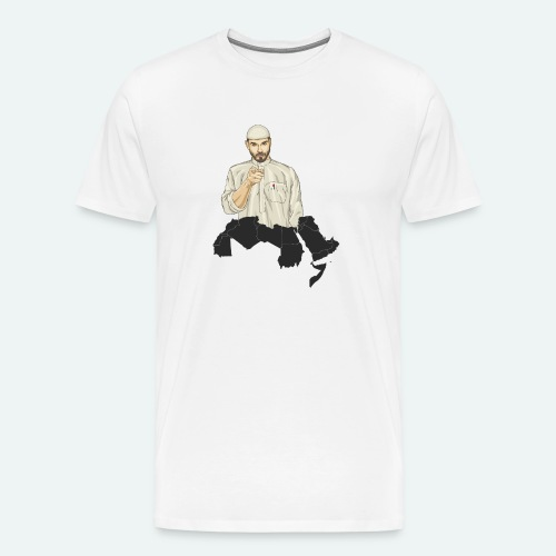 Sac à dos Bepalestine Arabian Republic - T-shirt Premium Homme