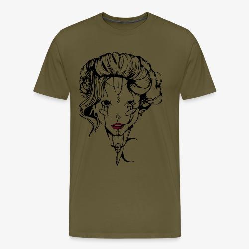 Tendresse maléfique - T-shirt Premium Homme