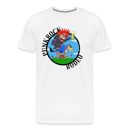 PUNKROCK RODEO - Männer Premium T-Shirt