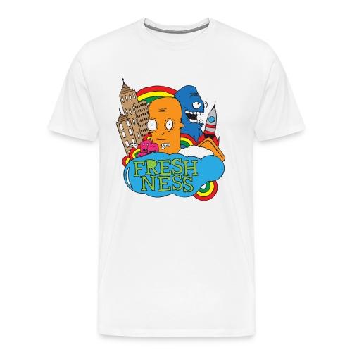Freshness - Mannen Premium T-shirt