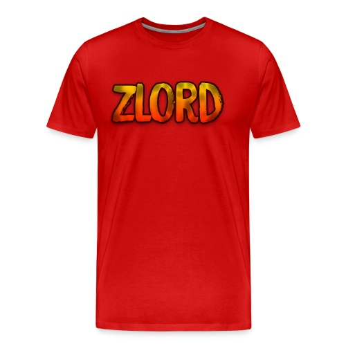 YouTuber: zLord - Maglietta Premium da uomo