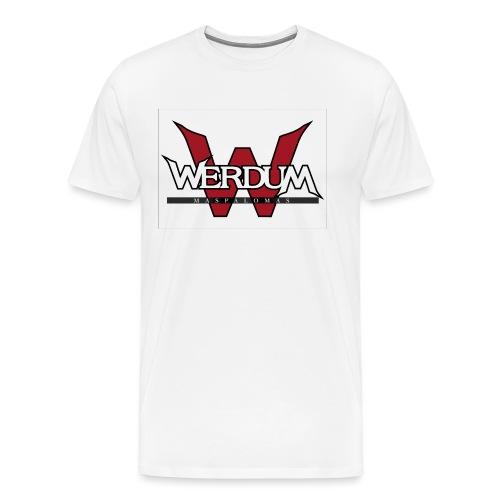 Werdum Maspalomas - Camiseta premium hombre