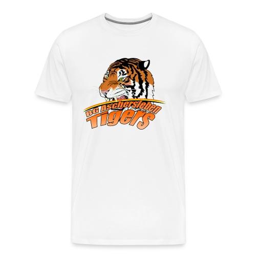 tigerslogo11png - Männer Premium T-Shirt