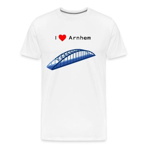 Arnhem, John Frostbrug - Mannen Premium T-shirt