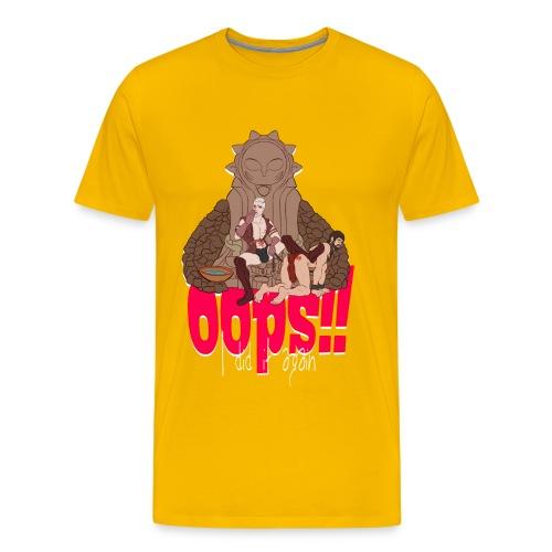 Oops I did it again - Men's Premium T-Shirt