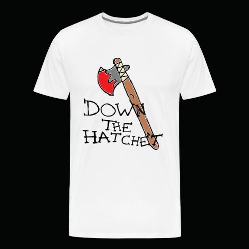 DTH Logo - Men's Premium T-Shirt