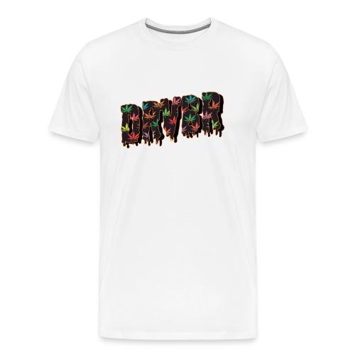 Skullkhandy A png - Männer Premium T-Shirt