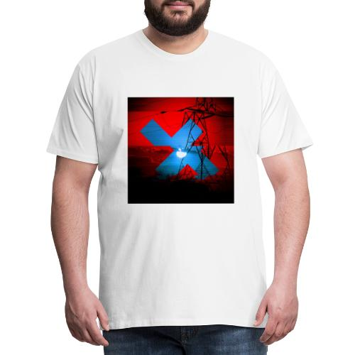 X sunset - Men's Premium T-Shirt