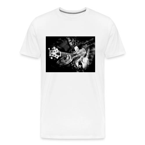 Smokin' Hot Baby - Men's Premium T-Shirt