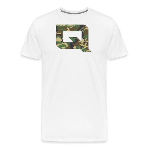 QeAr intro som smartobjekt 1 som smartobjekt 1 png - Men's Premium T-Shirt