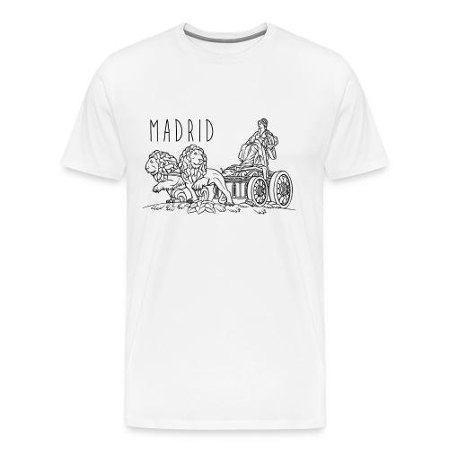 CIBELES NEGRO - Camiseta premium hombre