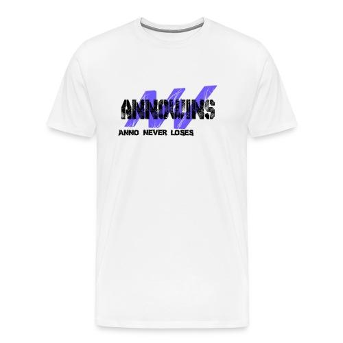 Annowins Zwart Cup png - Men's Premium T-Shirt