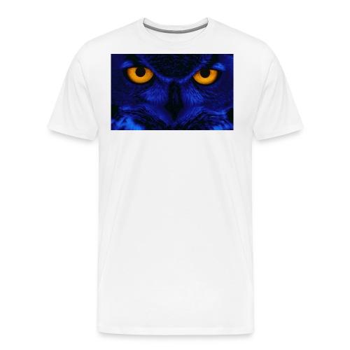 Halloween Wallpaper 1WG jpg - Men's Premium T-Shirt