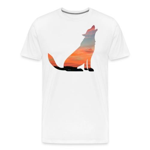 soalwCoverArtworkwhitefont png - Männer Premium T-Shirt