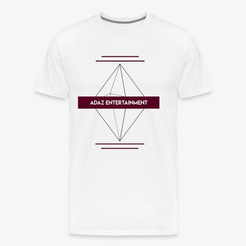 Logo ADAZ - T-shirt Premium Homme